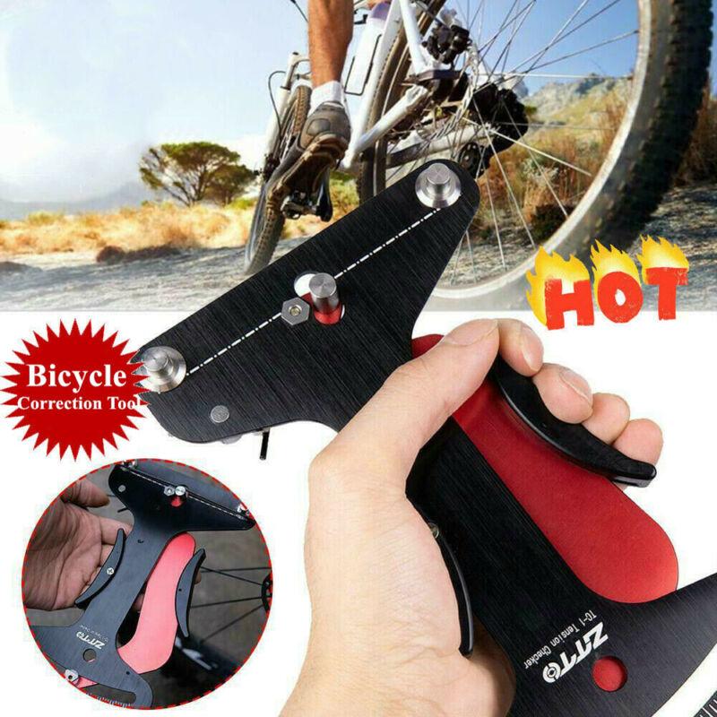 MTB Bicycle Bike Repair Tools Spoke Tension Meter Measures Tool