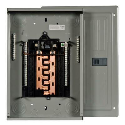 New Siemens 100 Amp Main Breaker Load Center 16 Spaces 24 Circuits P1624b1100cu