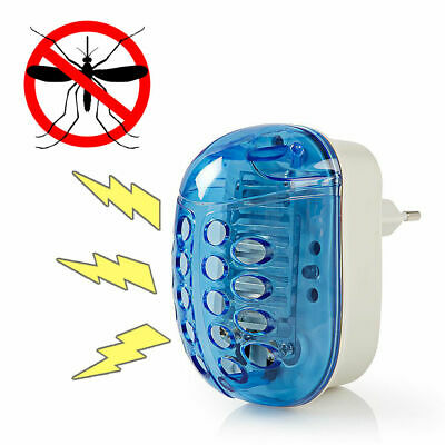 Lámpara Anti Mosquitos mosquitera eléctrica LED Antimosquito Uv-A Bajo Consumo