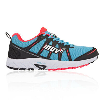 Inov8 Womens Parkclaw 240 Trail Running Shoes Trainers Sneakers Black Blue Red
