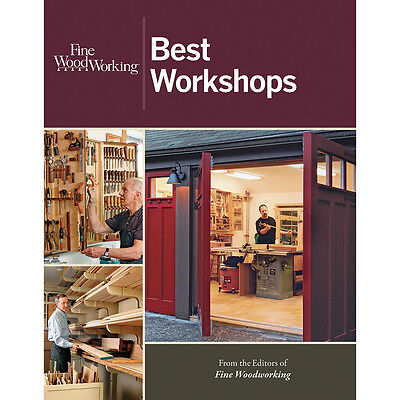 Fine Woodworking Best Workshops, Book