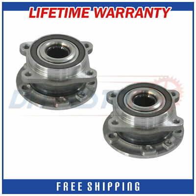 Premium Quality 512513x2 Pair Front Wheel Hub & Bearings Assy Lifetime Warranty