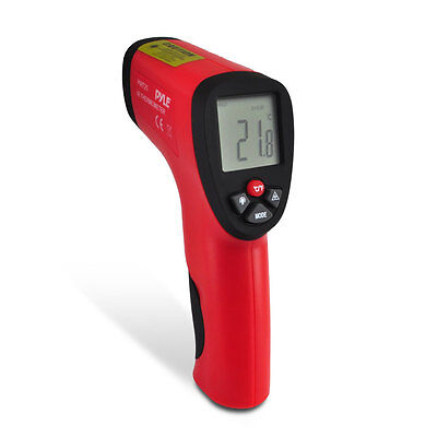 New Pyle PIRT25 Compact Infrared Thermometer With Laser (Compact Infrared Thermometer)