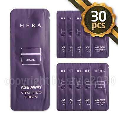 [Hera] Age Away Vitalizing Cream 1ml x 30pcs (30ml) Anti-aging Amore Pacific
