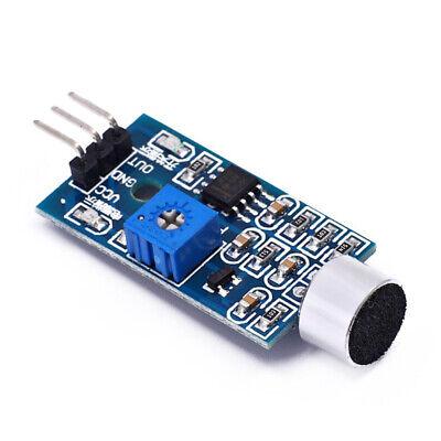 5pcs Voice Sound Detection Sensor Module Robot Airplane Car For Arduino Diy Kit