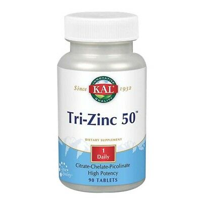 Tri-Zinc 50 90 Tabs by Kal