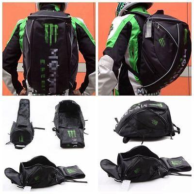 Motorcycle Helmet Backpack Laptop Biker Sport Riding Bag Laptop Bag Rucksack