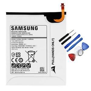 Neu Original Akku SAMSUNG EB-BT561ABE Tablet Galaxy Tab E 9.6 SM-T560 SM-T561 - France - État : Neuf: Objet neuf et intact, n'ayant jamais servi, non ouvert, vendu dans son emballage d'origine (lorsqu'il y en a un). L'emballage doit tre le mme que celui de l'objet vendu en magasin, sauf si l'objet a été emballé par le fabricant d - France
