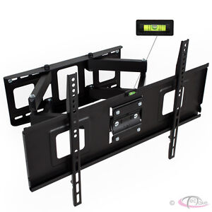 TV-Wall-Mount-Bracket-Cantilever-Tilt-Swivel-LCD-LED-Plasma-32-65-Vesa-600x400