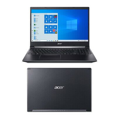"Acer Aspire 7 15.6"" FHD Intel Core i7 16GB RAM 512GB SSD GeForce GTX1050"