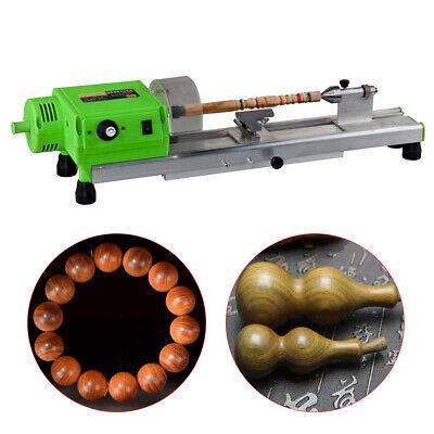 480w Lathe Beads Polisher Drilling Polishing Machine Woodworking Diy Tool Usa
