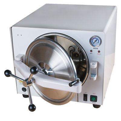 Medical 18l Dental Steam Autoclave Sterilizer Lab Sterilizer Equipment 900w
