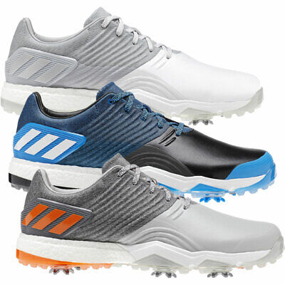 ADIDAS MENS ADIPOWER 4ORGED GOLF SHOES / WIDE FIT / SIZE UK 13