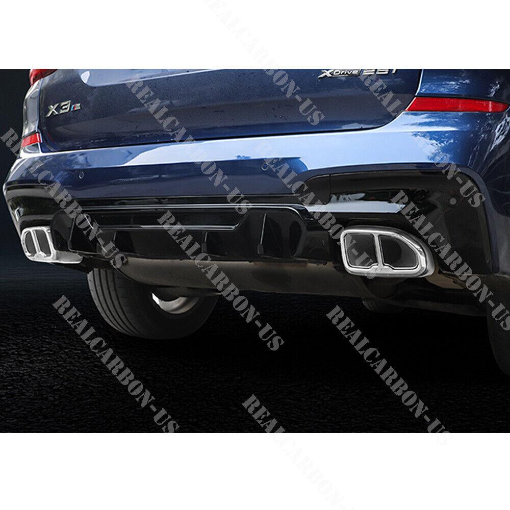 2019 Bmw X3 Xdrive30i Exhaust