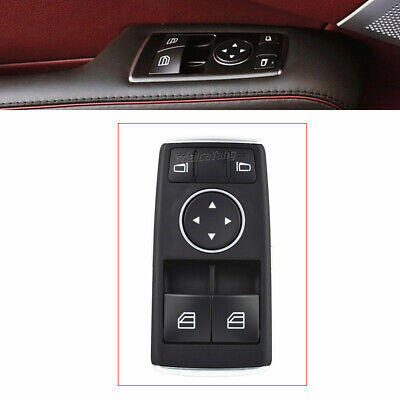 Window Main Control Switch For Mercedes-Benz C-Class Coupe 1729056800