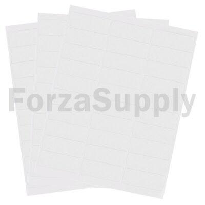 600 1 X 2 58 Ecoswift Laser Address Shipping Adhesive Labels 30 Per Sheet