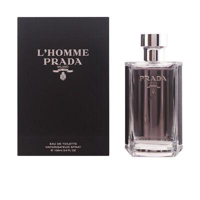 Perfume Prada hombre L'HOMME PRADA edt vaporizador 100 ml