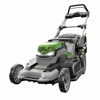 "EGO 20"" Inch Cordless Electric Push Lawn Mower Lithium Ion Battery Operated"
