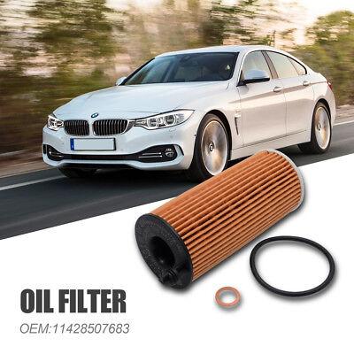 BMW Genuine Oil Filter Kit Part Number 11428507683