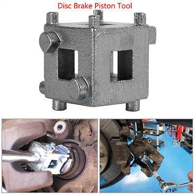 "Car Vehicle Rear Disc Brake Piston Caliper Wind Back Cube Tool 3/8"" Durable Sale"