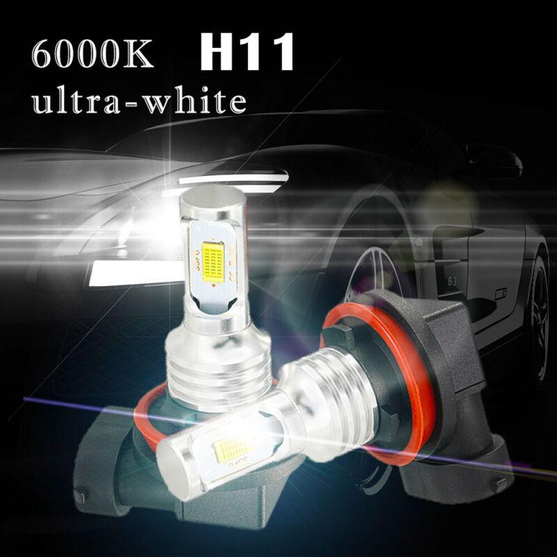 H11 H8 H9 H16 160W LED Nebel Scheinwerfer Lampen Birnen Fog Ligcht Weiß