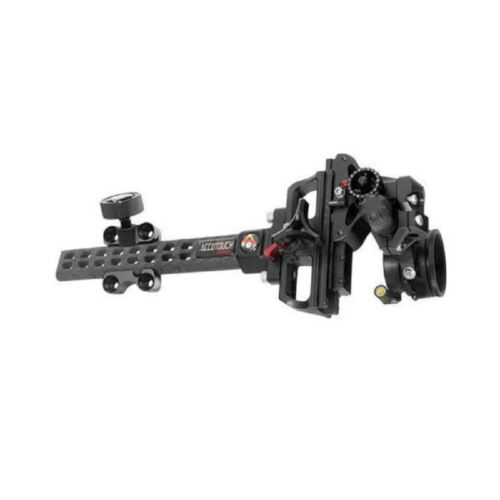 Axcel AccuTouch Carbon Pro Slider Sight w/ X-41 Scope .019 Red Fiber