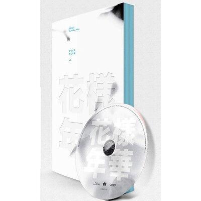 BTS [In The Mood For Love] PT.1 3rd Mini Album White Ver CD+Photobook+ Photocard