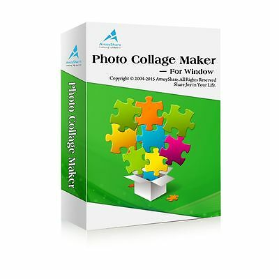 Amoyshare Photo Collage Maker deutsche Vollversion ESD Download nur 18,99 !!