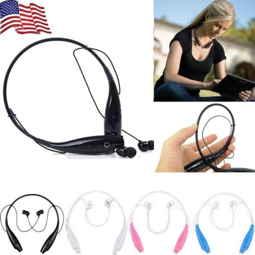 Wireless Bluetooth HandFree Sport Stereo Headset headphone Earphone for iphone Cell Phone Accessories