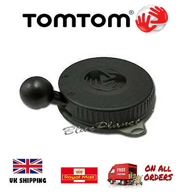 Genuine TomTom VIA / LIVE 120 / 125 / 130 Windscreen Screen Suction Mount Holder