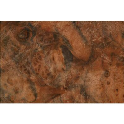 Sauers H9764 Sequenced Matched Walnut Burl Veneer 3 Sq. Ft.