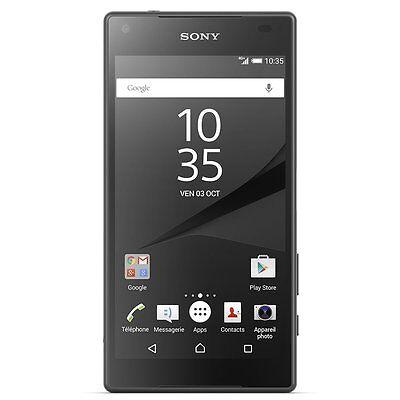 Sony Xperia Z5 Compact E5823 32GB Schwarz Handy ohne Vertrag LTE/4G WOW !!!
