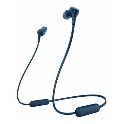 Sony WI-XB400 Extra Bass Wireless In-Ear Headphones (Blue)