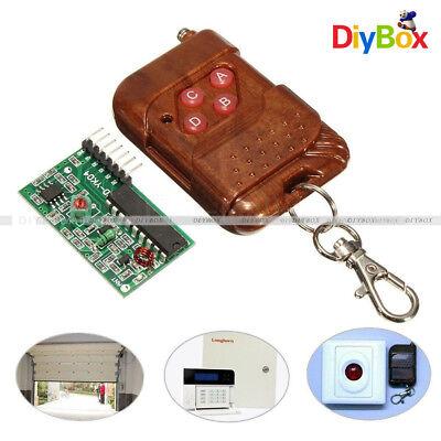 Ic 22622272 4ch Key Wireless Remote Control 315mhz Receiver Module F Arduino Db