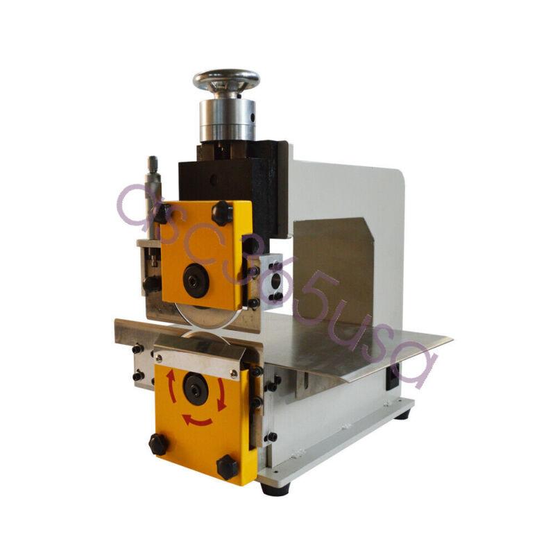 Industry V Cut Groove PCB Separating Separator Cutter Machine Sub Board Machine