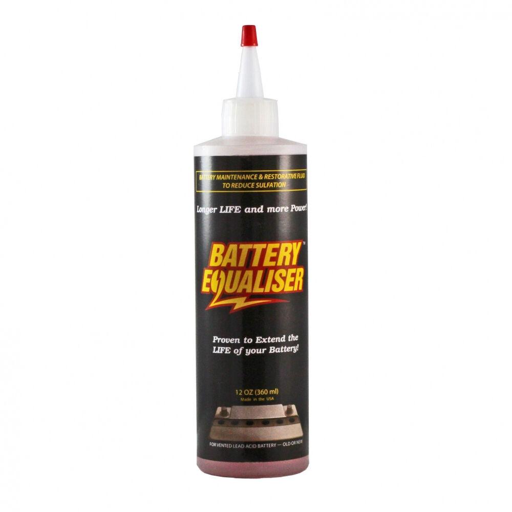 BATTERY EQUALISER  12oz Bottle of Restorative Fluid