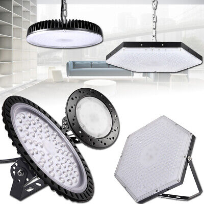 Led High Bay Light Best Garage Light Shop Ceiling Work Wall Warehouse (Best Led Work Light)