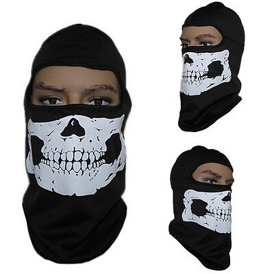 Cool Skull Cycling Breathable Windproof Tube Face Mask Half for Outdoor Riding - Cool Skull Masks