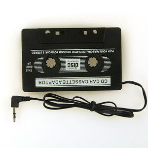 New-Black-Car-Audio-Tape-Cassette-Adapter-Adapter-Mp3-phone-to-Car-Stereo-3-5mm