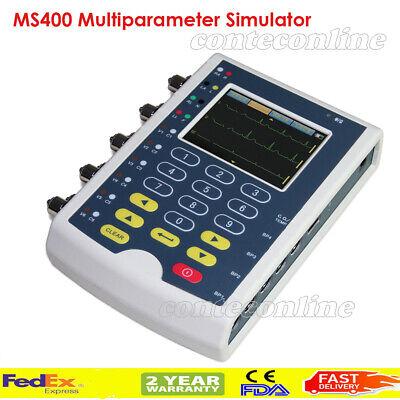 Ms400 Multi-parameter Patient Simulatorecg Simulator Usa Warehousefedex