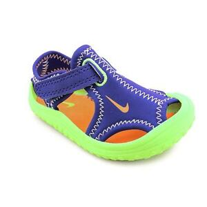 Nike Sunray Protect (TD) Infant Baby Boys Size 4 Blue ...