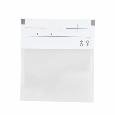Dental X-ray Film Mounts 63mm53mm X-ray Film Envelope Sleeves Holder 200pcs