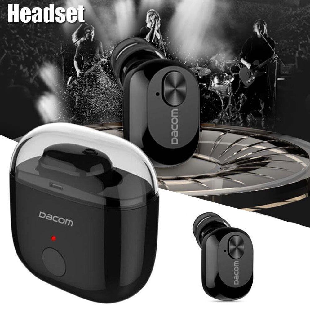 ea19a96249d Details about DACOM K6P Wireless Bluetooth Headset In-Ear Mini Micro Earphone  Earbud Headphone