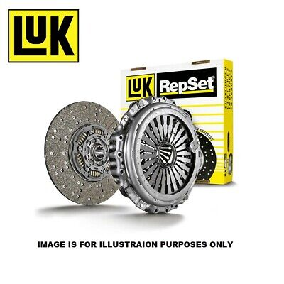 LUK 3 Piece Clutch Kit Fit with Mitsubishi Grandis 624337733