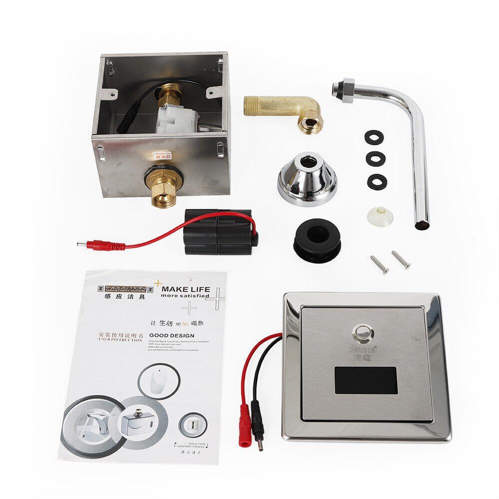Automatische Sensing Urinal Spülventil  Spülung Badezimmer Toilette Wasserhähne