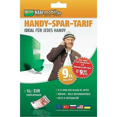 Handy Spar Tarif Klarmobil