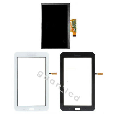 Glass Lcd - Touch Digitizer Glass +LCD Screen For Samsung Galaxy Tab E Lite 7.0 SM-T113 T110