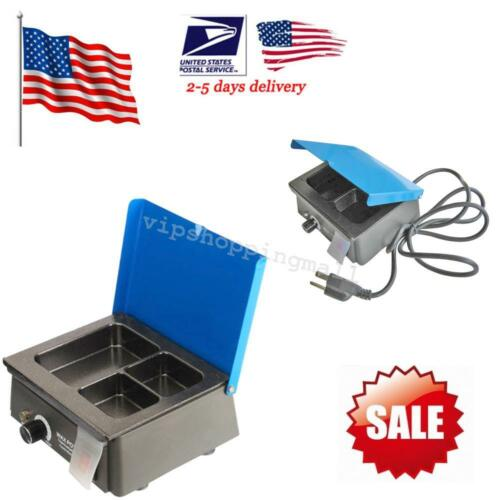 Portable Dental equipment Analog Wax Heater Pot for Dental 300W Lab Equipment CE