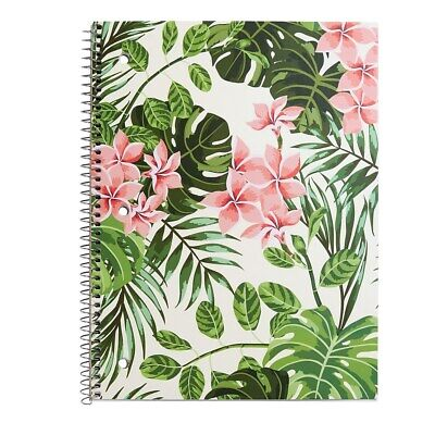 Staples 1 Subject Notebook Wide Ruled Leaves 8 X 10-12 2842743