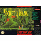 Secret of Mana Video Games
